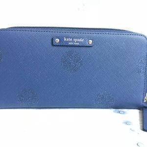 Kate Spade Haven Lane Neda Zip Around Wallet